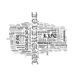 What do you truly value most text word cloud vector