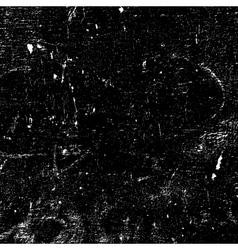 Dark Distressed Paint Texture vector image vector image