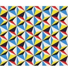 Diagonal Movement Seamless Geometric vector image