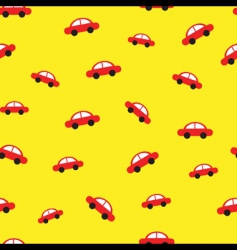toy car pattern vector image