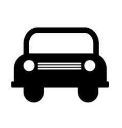 car icon sign vector image