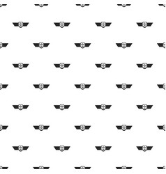 flight 1989 pattern seamless vector image