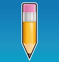 Pen icon vector