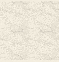 Tileable topographic map background concept with vector
