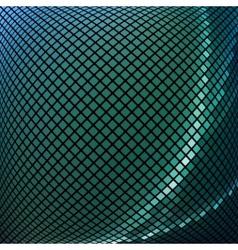 blue mosaic vector image vector image