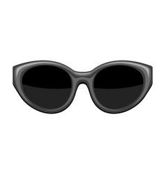stylish sunglasses vector image