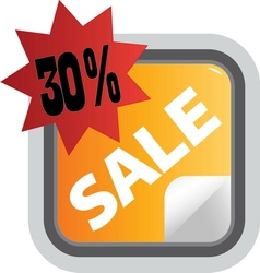 sale1 resize vector image