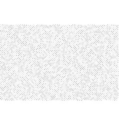 simple dots pattern vector image