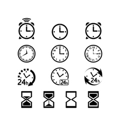 Watchs vector image