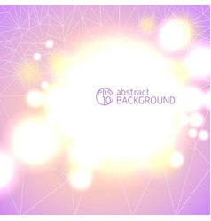 colorful blurabstract background vector image vector image