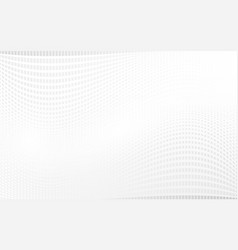 abstract white rectangles wavy background vector image