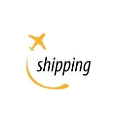 Logo delivery vector