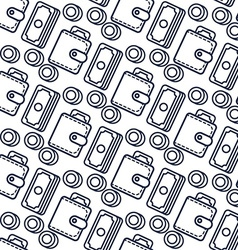 Successful Seamless Pattern vector
