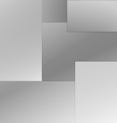 Grayscale Modern design background vector image