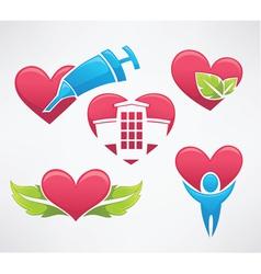 my health in my hands vector image vector image