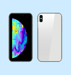 mobilephone vector image