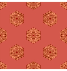 Seamless Creative Ornamental Pattern vector