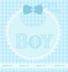 babyboy vector image