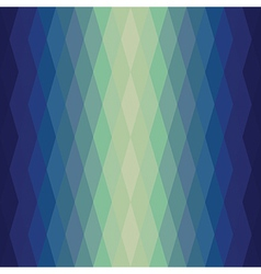 seamless texture of triangles glow effect vector image
