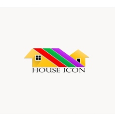 House paper vector image vector image