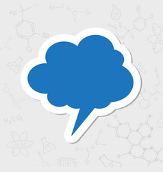 callout icon vector image