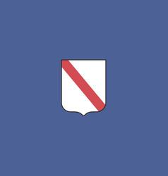 Campania flag vector