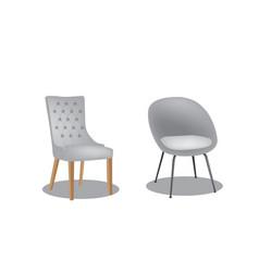 D-62-08-25-chair-3 vector