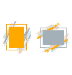 framesr231 vector image