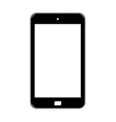 phone over white vector image