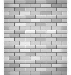 brick wall 02 vector image