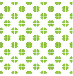 abstract seamless pattern mosaic of green vector image