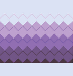 square mosaic background corner design vector image