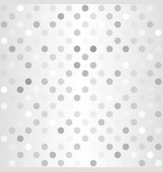 polka dot pattern seamless gradient dot vector image vector image
