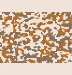 military camouflage pattern abstract brushstrokes vector image