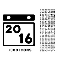 2016 Appointment Icon vector