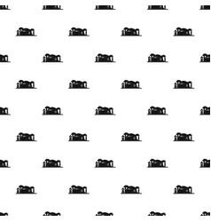 taipei taiwan pattern seamless vector image
