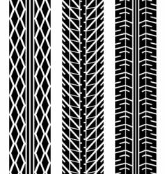 road tires vector image