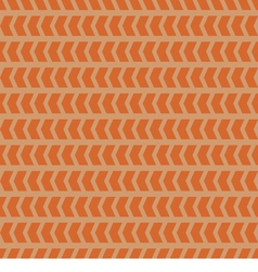 Seamless background Tire tread pattern vector image