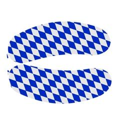 Bavarian Sausage vector