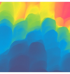 Colorful Abstract Background Multicolor Design vector image