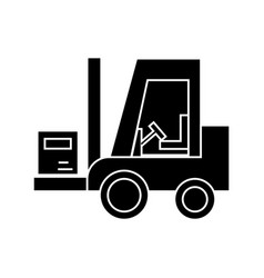loader icon sign on isolate vector image