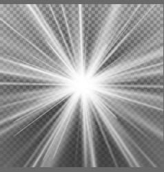 light flare special effect abstract image of vector image vector image