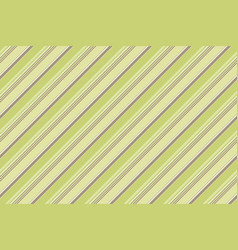green striped abstract lines seamless pattern vector image