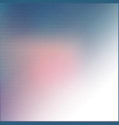 Halftone dot blur background vector
