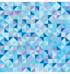 Abstract triangle geometric pattern vector image
