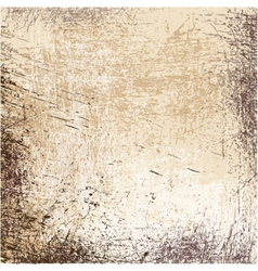 old grunge texture vector image