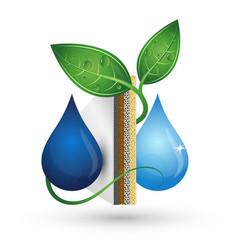Bio water treatment vector