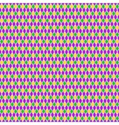 cartoon seamless Mardi Gras vector image vector image