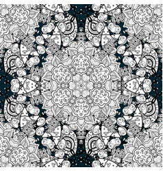 Traditional orient ornament classic pattern vector