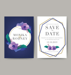 255 - wedding card vector